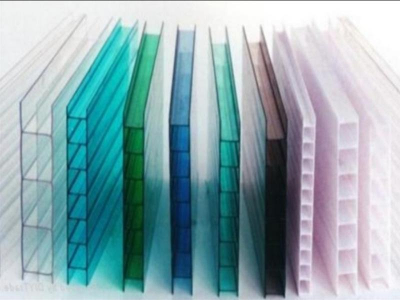 ورق پلی کربنات رنگی